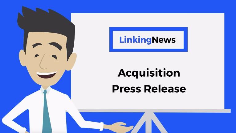 Acquisition Press Release Format | Acquisition Press Release Example | Acquisition Press Release Template